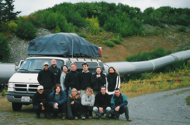 The Alaskan Yukon Adventure 1999