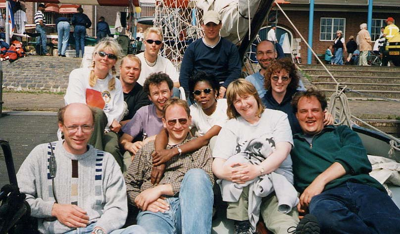 Trek Reunion Year 2000 - Holland